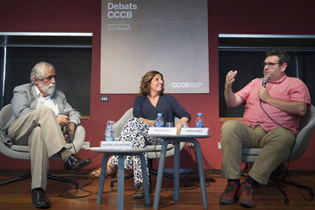 Against Digital Saturation: Jordi Puntí & Sílvia Soler