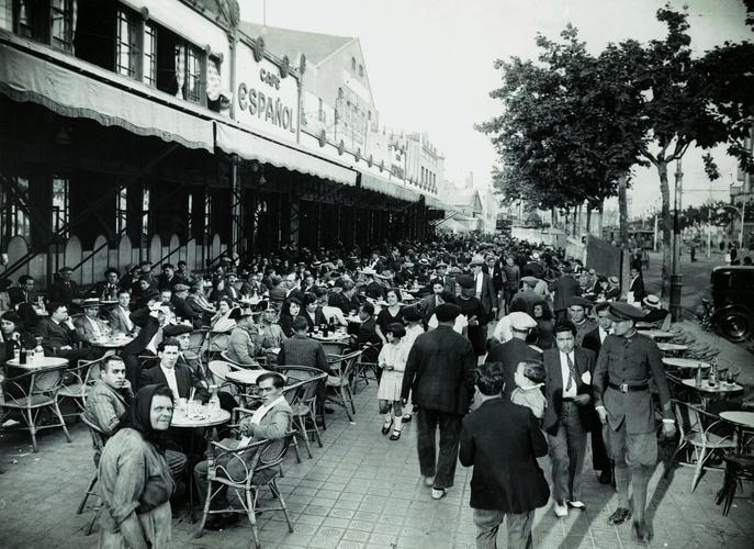 Visites comentades a l'exposició El Paral·lel, 1894-1939