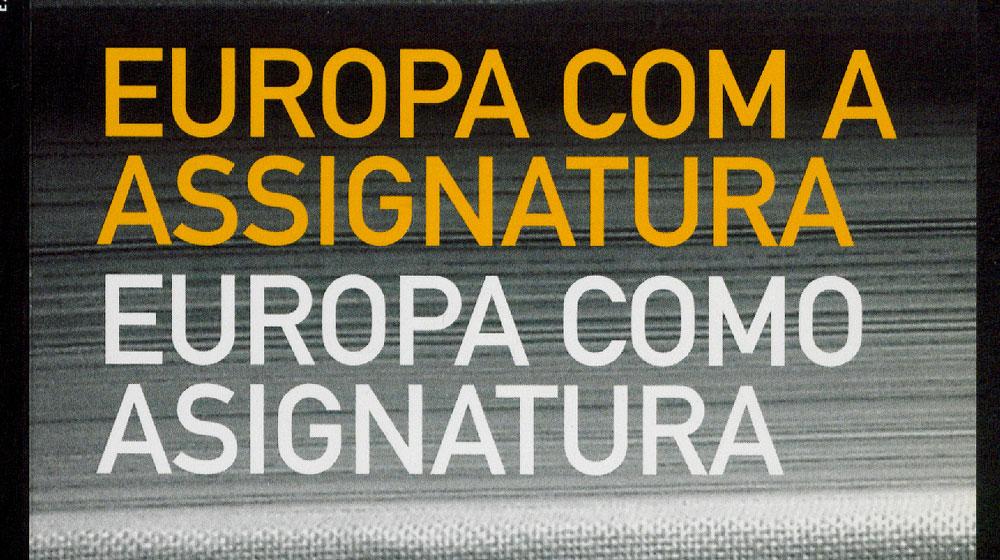 Imatge de l'activitat:Europa com a assignatura