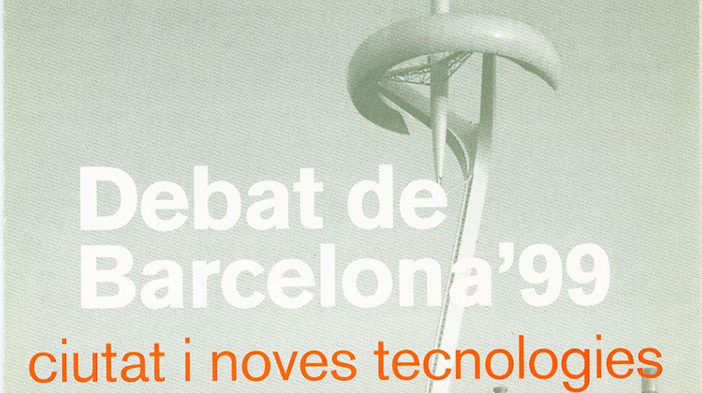 Imatge de l'activitat:Ciutat i noves tecnologies