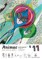 Cartel Animac 2011