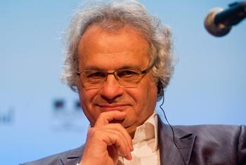 Amin Maalouf  | CCCB © Miquel Taverna, 2012