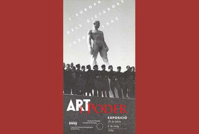 Imatge de l'exposició: Art i poder. L'Europa dels dictadors, 1930-1945