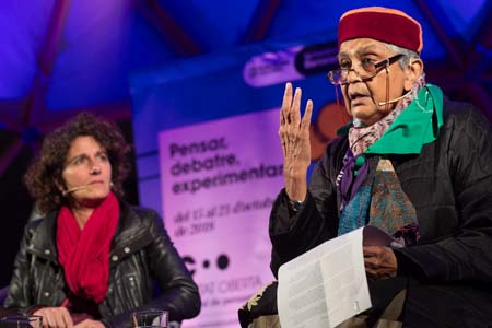 Gayatri Spivak and Marina Garcés