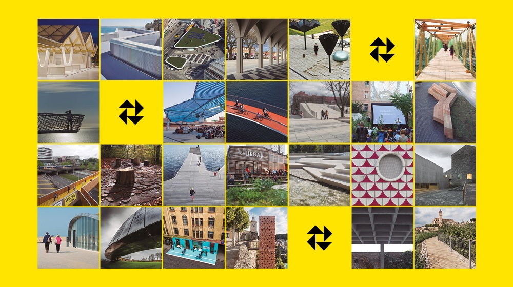 Image from the press dossier: European Prize for Urban Public Space 2016 Awarded