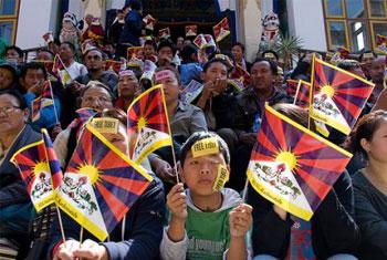 Imatge de l'activitat: Tibet: silenci i revolta