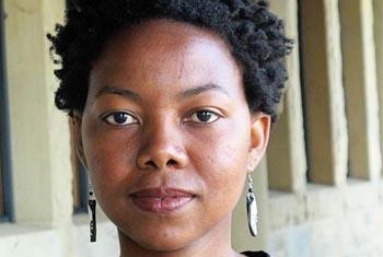 NoViolet Bulawayo  | © Krystal Griffiths