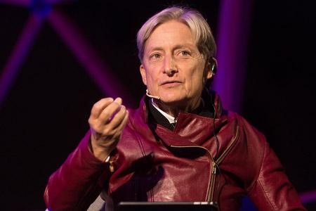 Judith Butler, Fina Birulés y Marta Segarra