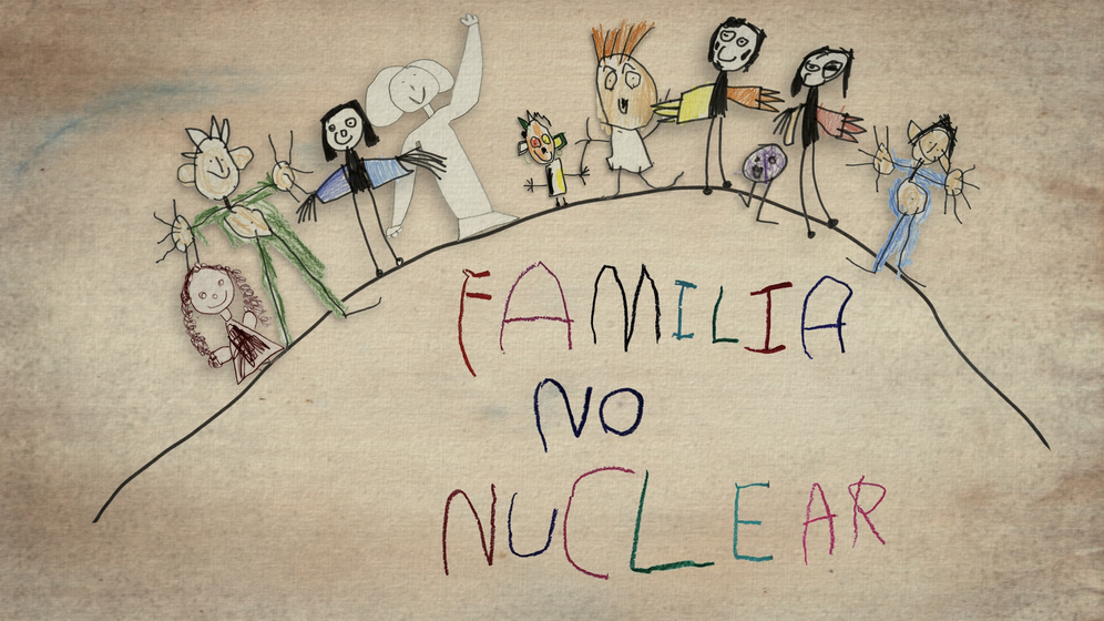 Image of the activity: Non-nuclear family