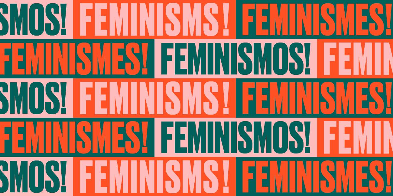 Imagen de: ¡FEMINISMOS!
