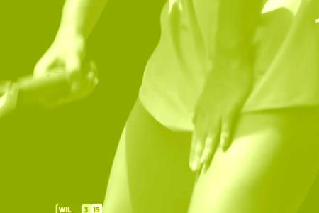 Verda carn (sexualització en el tenis femení)