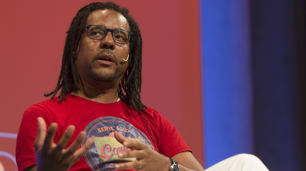 Image of the activity: Talk with Colson Whitehead