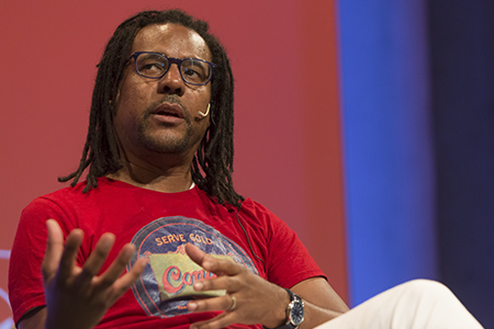 Talk with Colson Whitehead