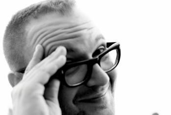 Imagen de la actividad: Diálogo con Cory Doctorow