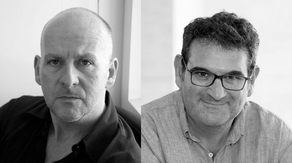 Imagen de la actividad: Diálogo entre Simon Critchley y Jordi Puntí
