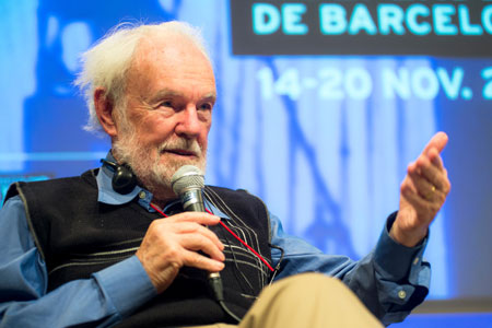 """David Harvey: """"There are very good reasons right now to be anti-capitalist"""""""