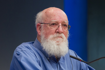 Daniel Dennett  | CCCB © Miquel Taverna, 2015