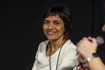 Eva Domínguez  | © CCCB, 2017. Autor: Carlos Cazurro