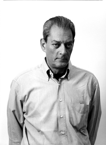 "Paul Auster presenta ""Sunset Park"" - cancelada"