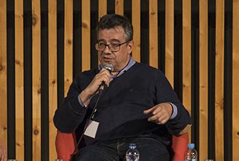 Francisco Asensi  | © CCCB, 2017. Autor: Carlos Cazurro