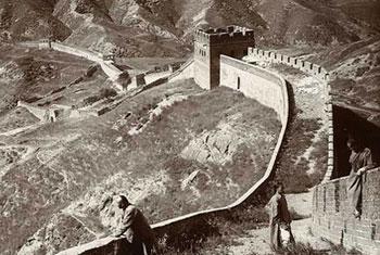 L'altra xarxa darrere de la gran muralla (I)