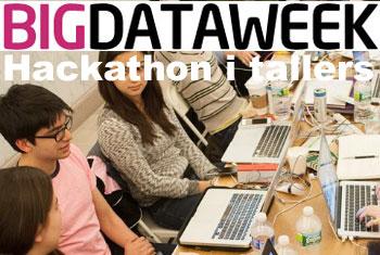 Talleres y Hackaton Big Data Week