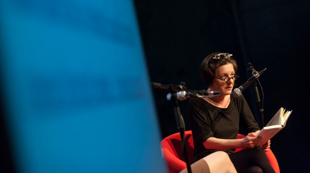 Imatge de l'activitat: Conferència de Herta Müller