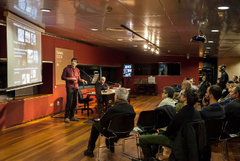Jornada: «El Big Data en la innovación de Telefónica I+D»