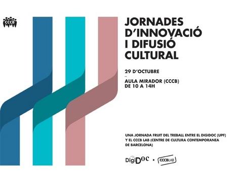 III Jornadas de Innovación y Difusión Cultural