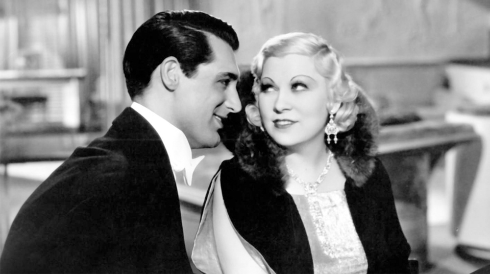 Cary Grant y Mae West en «I'm No Angel» (Wesley Ruggles, 1933)