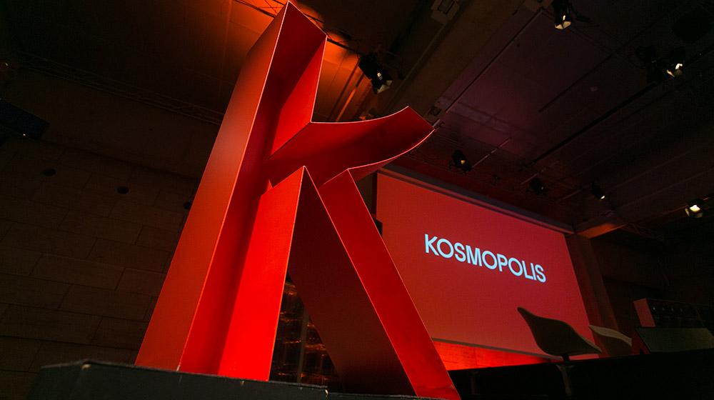 Imatge de l'activitat: Kosmopolis. Programació contínua 2018