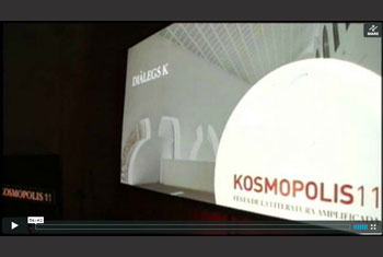 KOSMOPOLIS 2011 // IIan McEwan and Jorge Wagensberg  (VO)