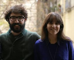 Carlota Coloma i Adrià Lahuerta