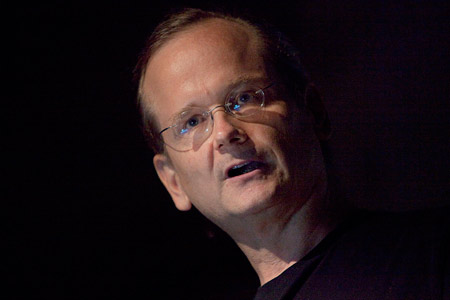 "Lawrence Lessig: ""We need a radical change in the way we regulate culture"""