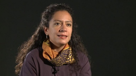 Interview with Mariana Castillo Deball