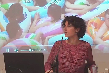 Interdependencia y acción política. A cargo de Marina Garcés