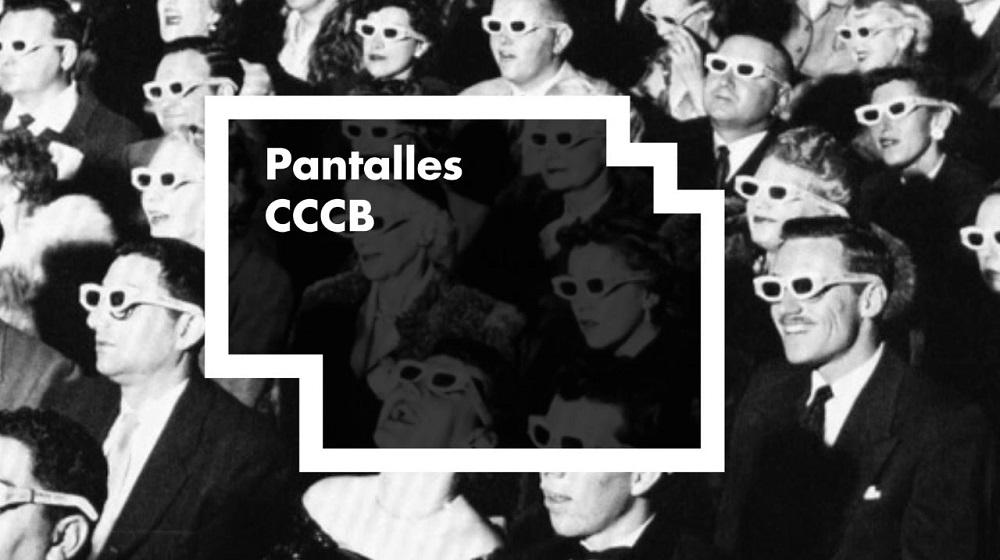 Imagen de la actividad: Pantallas CCCB en BTV