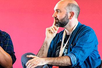 Marc Pastor    © CCCB, Carlos Cazurro, 2019
