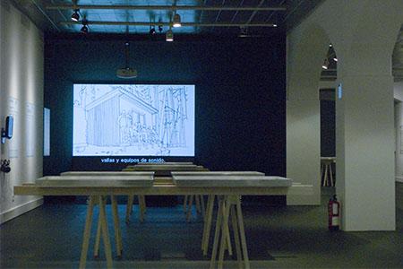 Reportaje de la exposición «Post-it City. Ciudades ocasionales»