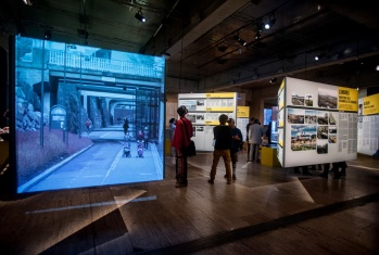 Image of: Exhibition «Shared cities»