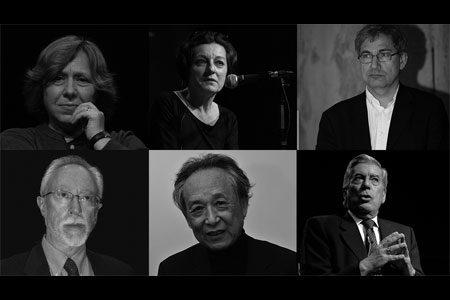 Nobel Laureates in Literature who have visited the CCCB