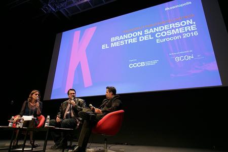 Brandon Sanderson, el maestro del Cosmere