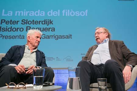 Conversa amb Peter Sloterdijk