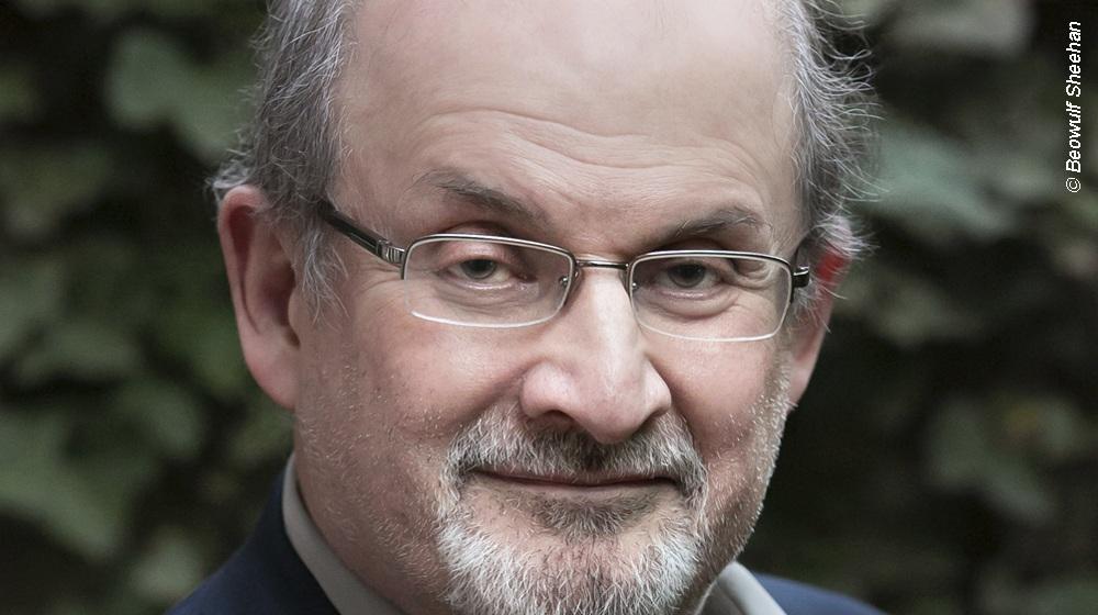 Salman Rushdie. ©Beowulf Sheehan