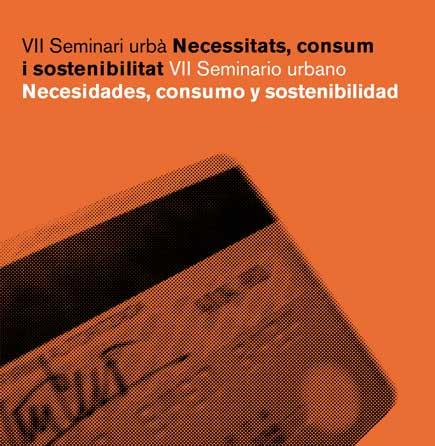 Necesidades, consumo y sostenibilidad