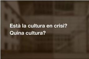 Visions de la cultura - Entrevistes i vídeos dels debats