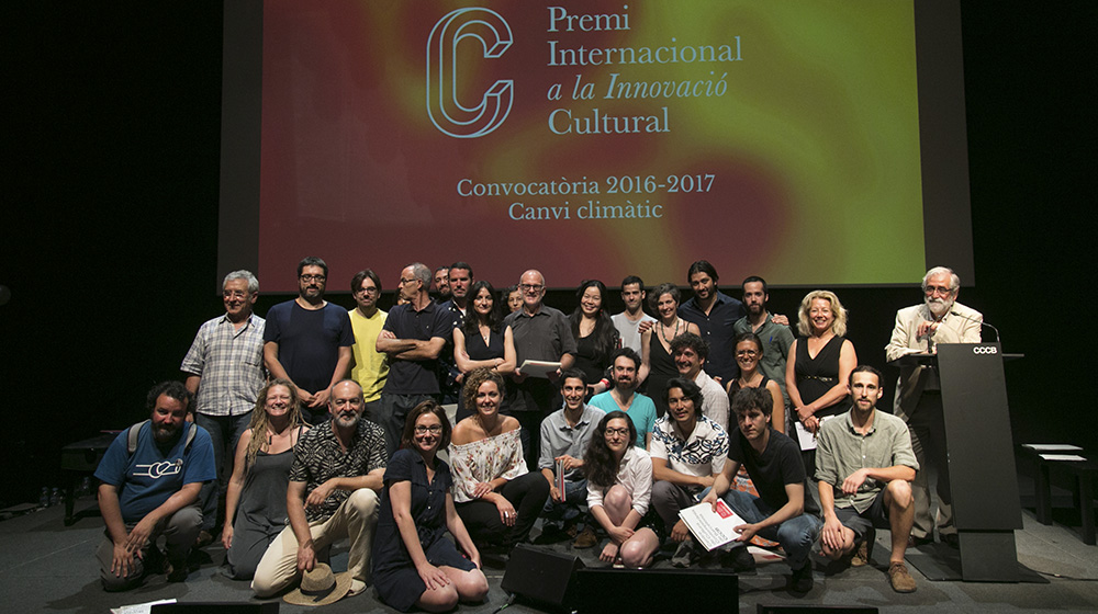 Image of the activity: Climate, culture, change