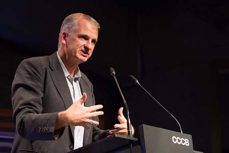 "Timothy Snyder: ""A Defence of Freedom: On the Rise of Authoritarianism Today"""