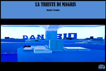Image of: Exhibition The Trieste of Magris