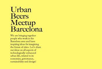 Encuentro Barcelona Urban Beers